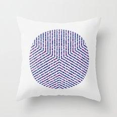 Stripes 4 Throw Pillow