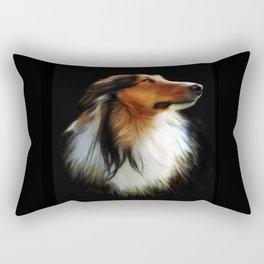 Lassie Rectangular Pillow