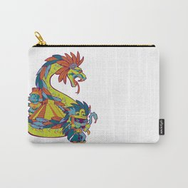Mexican Gods Carry-All Pouch