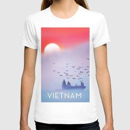 Vietnam fishing poster, T-shirt