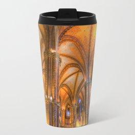 Mathias Church Budapest Travel Mug