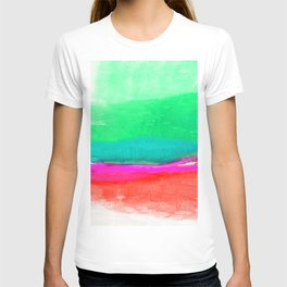 Illusions Of Bliss 1J by Kathy Morton Stanion T-shirt