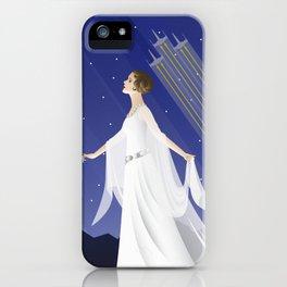 Deco Leia (12x18) iPhone Case