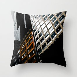 Chicago Sears/Willis Tower Throw Pillow