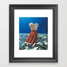 Apparition Framed Art Print