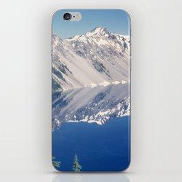 Crater Lake June 1967 iPhone Skin