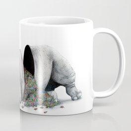 Rhino Slumber Coffee Mug