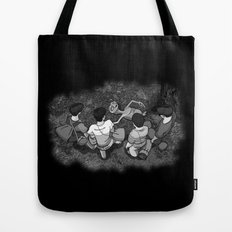 Stand By E.T. - The Other Body Tote Bag