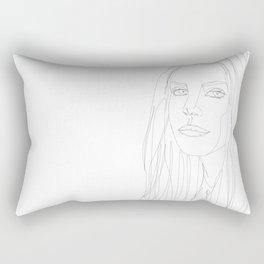 STAR COLLECTION   LANA DELREY Rectangular Pillow