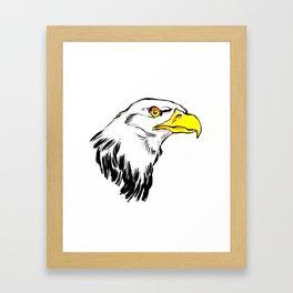 Eagle Framed Art Print