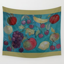 Retro Kitchen  WC20150714a Wall Tapestry