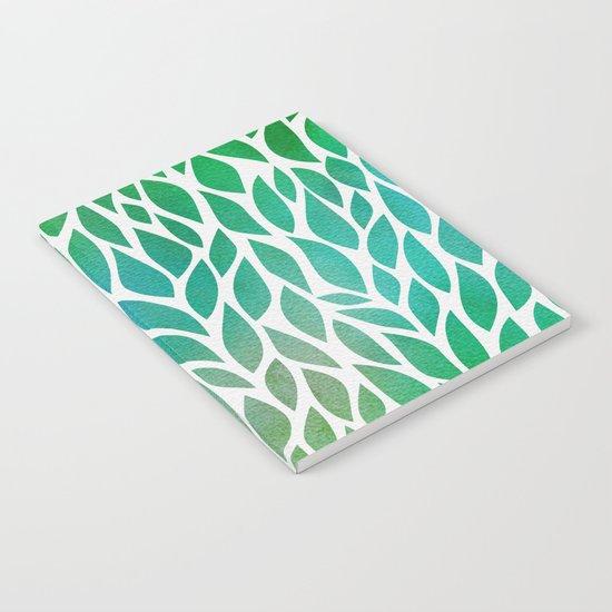 Petals Pattern #2 Notebook