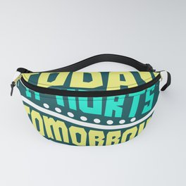 Physical Therapy Fanny Pack