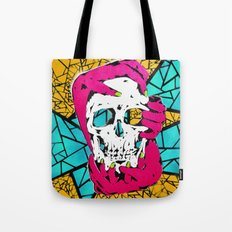 Death Grip #1 Tote Bag