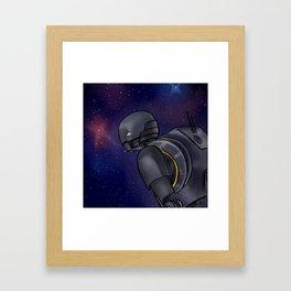 Millions of Tiny Universes Framed Art Print