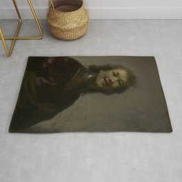Rembrandt Laughing Rug