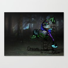 Dream.  Canvas Print
