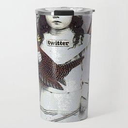 Twitter Travel Mug
