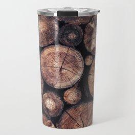 The Wood Holds Many Spirits Travel Mug