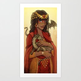 Hazan- Autumn Art Print