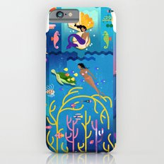Royals (Sea) iPhone 6s Slim Case