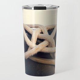 All Tied Up Travel Mug