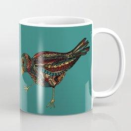 Mechanical Bird Coffee Mug