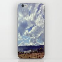 tennessee iPhone & iPod Skins featuring Tennessee Sky by molliemacks