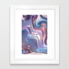 122 Fractal Framed Art Print