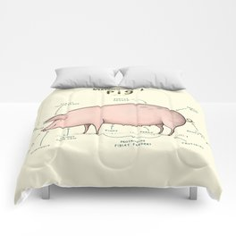 Anatomy of a Pig Comforters