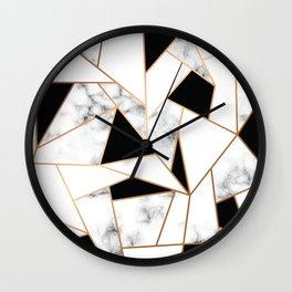 Marble III 003 Wall Clock