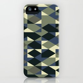 Abstract Geometric Artwork 46 iPhone Case