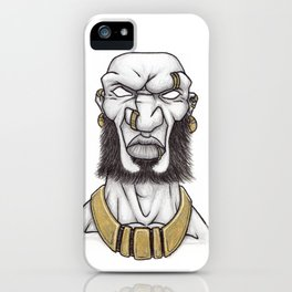 God King iPhone Case