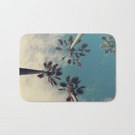 Palm tree, Tropical decor Bath Mat