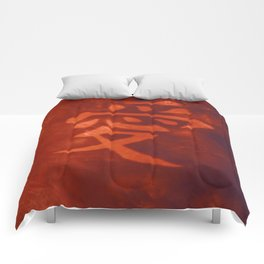 symbol means gaara Comforters