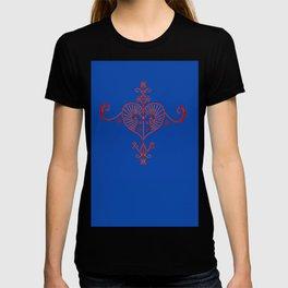 Voodoo Symbol Erzulie T-shirt