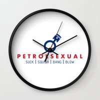 audi Wall Clocks featuring PETROLSEXUAL v5 HQvector by Vehicle