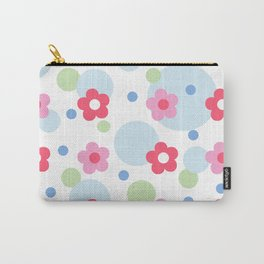 Bubbly spring Carry-All Pouch