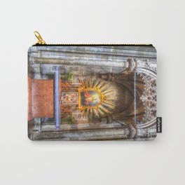Saint Padre Pio St Stephens Cathedral Vienna Carry-All Pouch