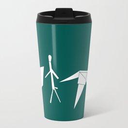 Gaff's Origami Travel Mug