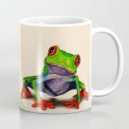Mr. Ribbit Coffee Mug