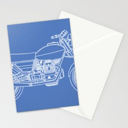Moto Guzzi Stationery Cards