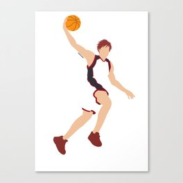 Meteor Slam (simple version) Canvas Print
