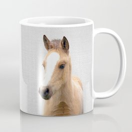 Baby Horse - Colorful Coffee Mug