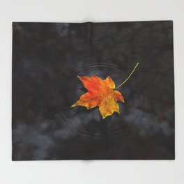 Haiku Throw Blanket
