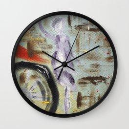 """Thumbnail of the painting  """"OH, ISADORA..."""" #1 Wall Clock"""