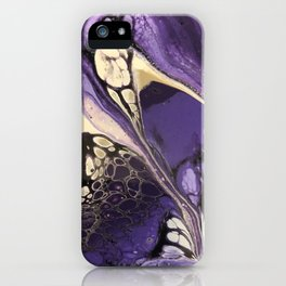Bullet with Butterfly Wings iPhone Case