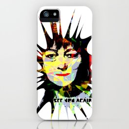 SEE YOU AGAIN iPhone Case