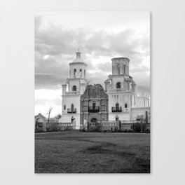 San Xavier Del Bac Canvas Print