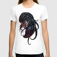 starcraft T-shirts featuring Queen of Blades by Denda Reloaded
